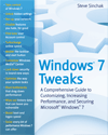 Windows 7 Tweaks by Steve Sinchak